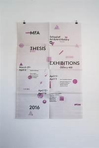 UIC MFA Exhibitions   Lauren Meranda Design