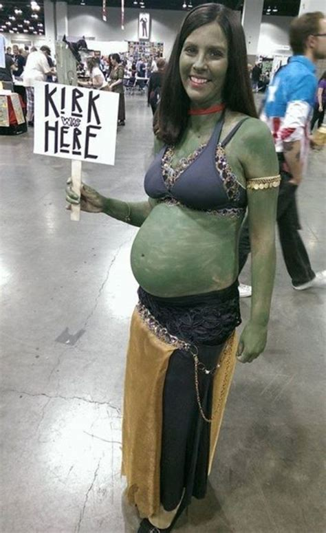 Captain Kirk Was Here Sex With Green Skinned Space Babe