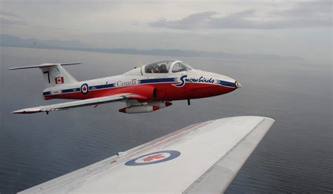 the bureau trainer ct 114 tutor trainer aircraft royal canadian air