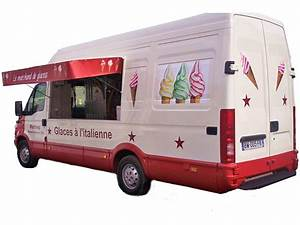 Camion Ambulant Occasion : louez un camion de glaces marchand de glaces ambulant martinez ~ Gottalentnigeria.com Avis de Voitures