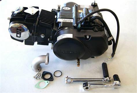 Lifan 125cc Manual Engine Motor. Pit Bikes, Atc70, Trx90