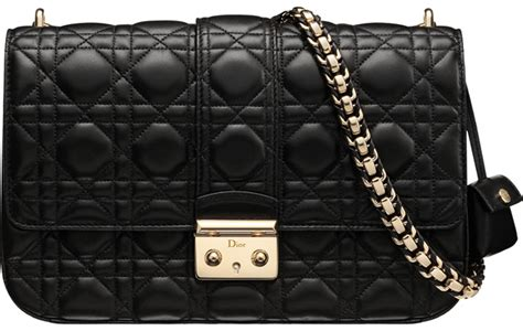 Dior quilted bag