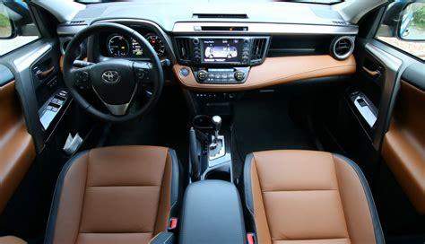 toyota rav4 interior rav 4 0 60 autos post
