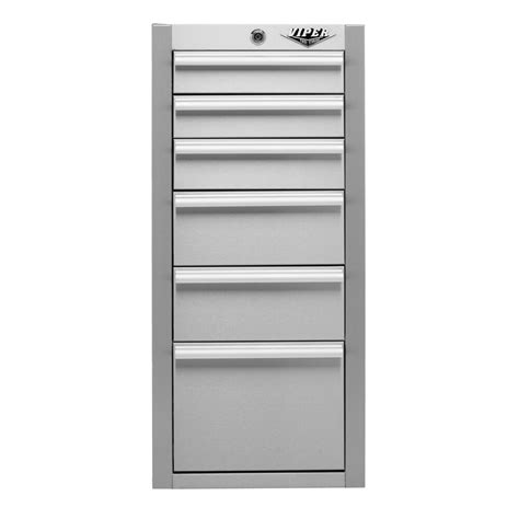 6 Inch Wide Drawers by Viper Tool Storage 16 Quot Wide 6 Drawer Side Cabinet Ebay