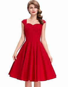 Casual Red Dresses For Women | www.pixshark.com - Images ...