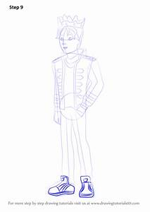 Learn How To Draw Daring Charming From Ever After High