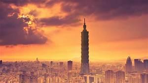 Taipei 101 Tourism Wallpaper