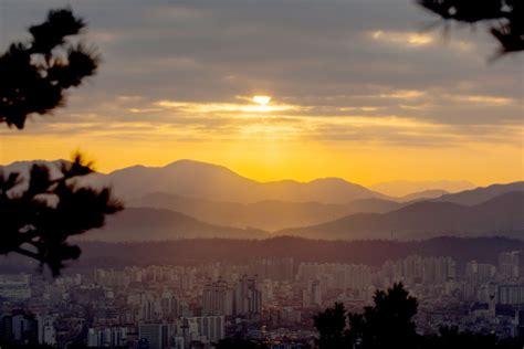 astounding sunset sunrise spots seoul official