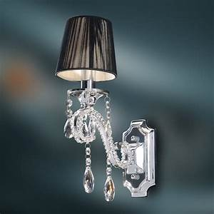 Wall lights interesting crystal sconce ideas