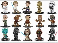 Funko Star Wars Mystery Minis Checklist, Odds, Exclusives