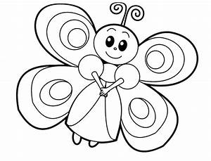 coloring pages for kids printable animal : Printable Coloring