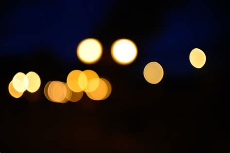 who to call when street light is out street lights blur alegri free photos
