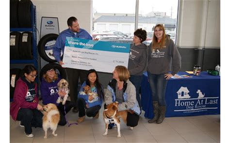 Home At Last Rescue by Kennedy Subaru Subaru Promise