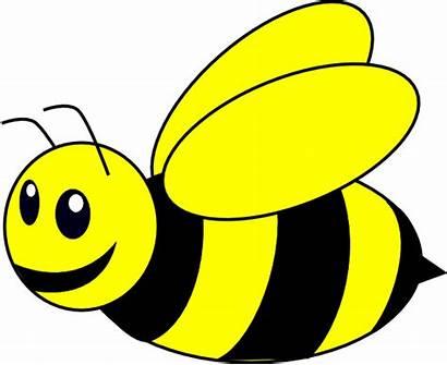 Bumble Bee Yellow Clip Clipart Clker Vector