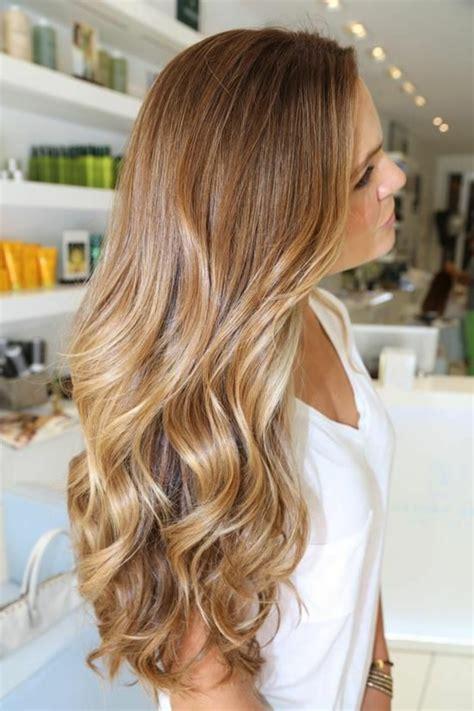 Cheveux Chatain Meche 1001 Variantes Du Balayage Caramel Pour Sublimer Votre Coiffure