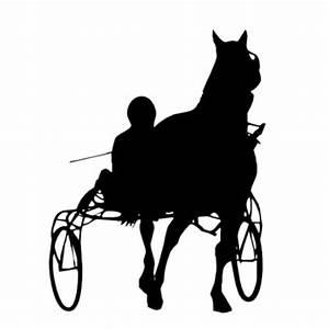 Harness Racing | Harness racing | Horse stencil, Horses ...