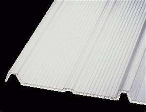 Plaque Alvéolaire Pour Toiture : panneaux et plaques de toiture alveolaires tous les ~ Edinachiropracticcenter.com Idées de Décoration