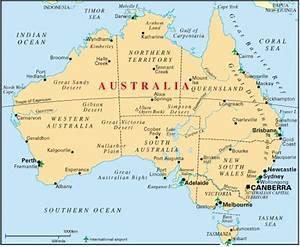 Australia Map - Australia Maps