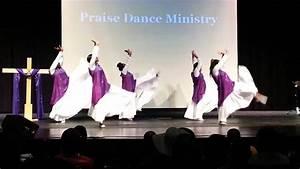 CCF Praise Dance Ministry - June 16, 2013 - YouTube