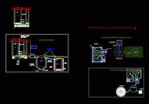 Plano Latrine Dwg Block For Autocad  U2022 Designscad