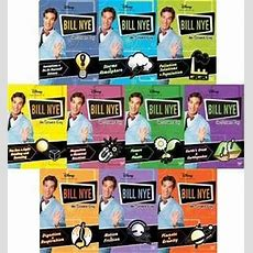 Bill Nye The Science Guy Collection  0059441001121  Buy New And Used Dvds, Books And More