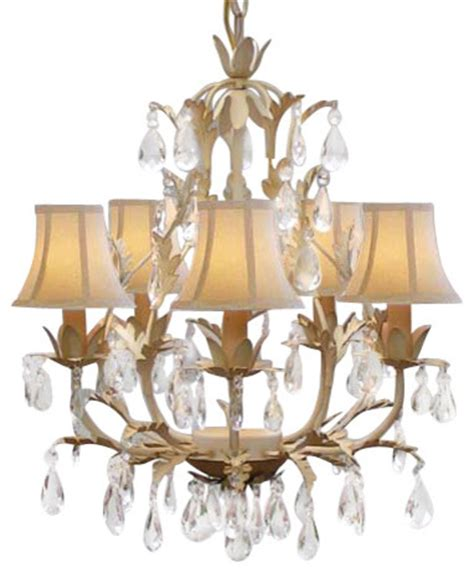 wrought iron chandeliers with shades wrought iron tolle chandelier lighting 5 light