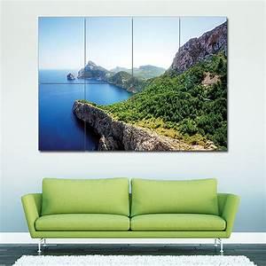 Schöne Bilder Für Die Wand : die sch ne insel wand kunstdruck riesenposter ~ Markanthonyermac.com Haus und Dekorationen