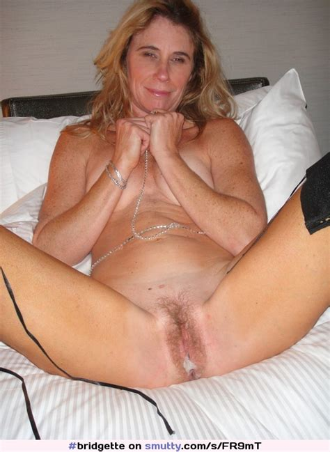 mikehunt69 slut wife hairy creampie mature milf pussy cougar spread