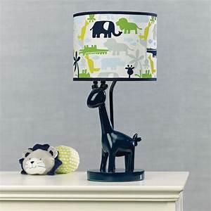 Baby boy nursery lamps thenurseries for Floor lamp babies r us