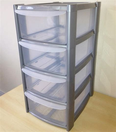Plastic Drawers by It Might Seem Like An Ordinary Plastic Drawer But This