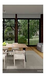 Living Room Interior | Tropical Contemporary Style ...