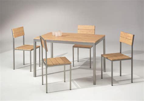 ensemble table de cuisine et 4 chaises yonne cuisine