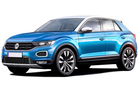 volkswagen  roc suv review carbuyer
