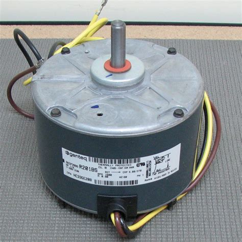 carrier condenser fan motor carrier condenser fan motor hc33ge208 hc33ge208 195