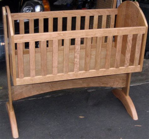 baby cradle woodworking plans  woodworking
