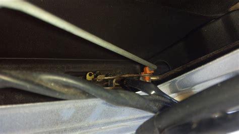 sensor   rear hatch door openclosed