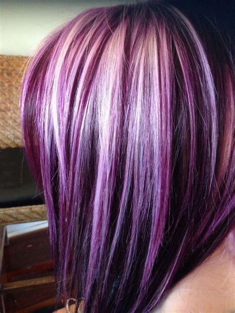 25 Best Ideas About Purple Hair Tips On Pinterest
