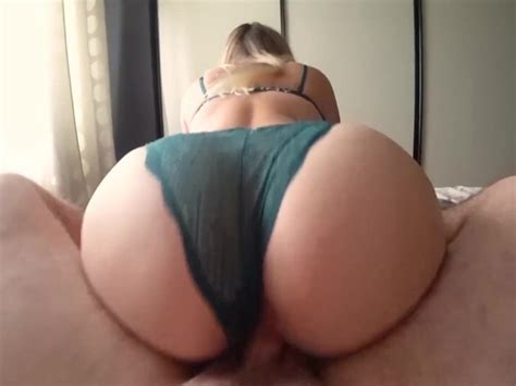 Fucked Schoolgirl With A Big Ass Through Panties Tommy