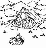 Coloring Summer Vacation Camp Camping Pages Lake Printable Colornimbus Adult Sheets Fun Templates Template sketch template