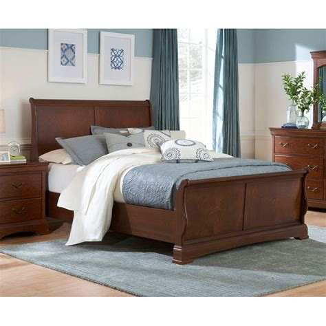 broyhill sleigh bed broyhill sleigh bed rhone manor sale bedroom hickory park