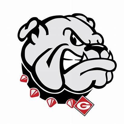 Bulldogs Georgia Logos Dog