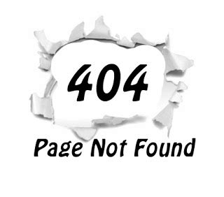 Add Custom Error Page (page Not Found) In Blogger