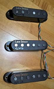 Lace Sensor Agi Holy Grail Stratocaster Pickups