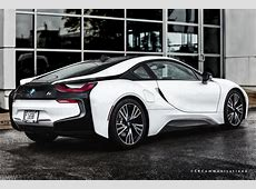 Wallpaper Wednesday BMW i8 Out In The Rain