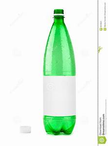 empty plastic bottle with blank label stock image image With how to label bottles
