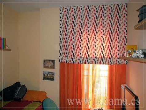 cortinas para dormitorio juvenil foto cortinas y estor para dormitorio juvenil de la dama