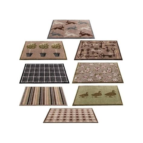 rubber backed kitchen floor mats gardman durable rubber backed printed doormats 8 varieties 7828