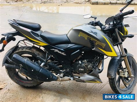 Apache Rtr 200 4v 2019 by Used 2018 Model Tvs Apache Rtr 200 4v Race Edition 2 0 For