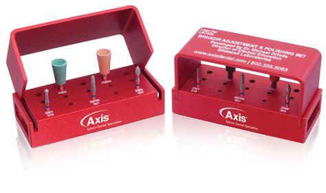 surgery ls set kerr dental bruxzir adjustment and polishing set ls 7579