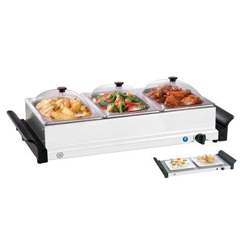 Bella 3 Tier Buffet Server Appliances Small Kitchen